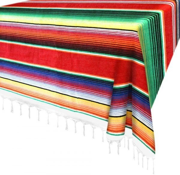 mexican blanket material